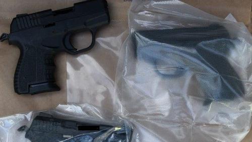 Gardaíseized guns and ammunition earlier this week