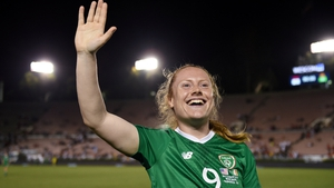 """Amber Barrett: """"I didn't want to just become a professional footballer for the sake of it. I want to make my mark"""""""