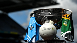 Kerry and Dublin will battle for the Sam Maguire on Sunday