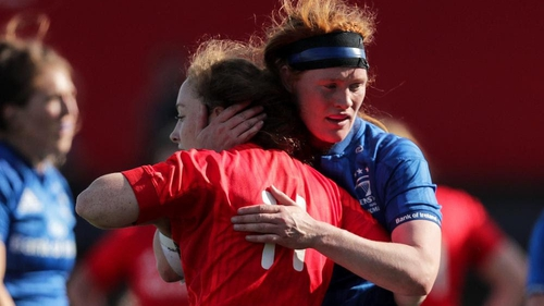 Leinster recorded a 20-13 win away to Munster
