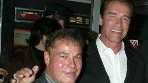 """Franco Columbu and Arnold Schwarzenegger - """"I love you Franco. I will always remember the joy you brought to my life"""""""