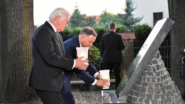 German president asks for Poland's forgiveness over World War II atrocities