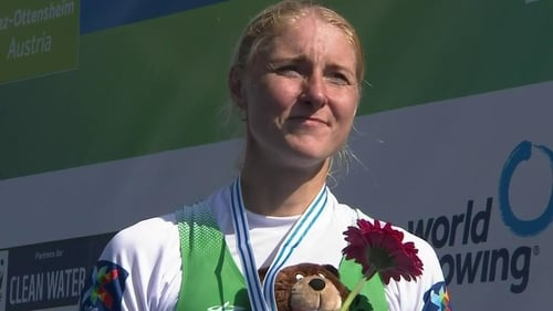 Rowing gold for Puspure and silver for Byrne and Doyle