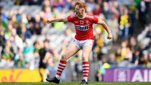 Ryan O'Donovan's extra-time goal put Cork in the driving seat en route to winning the minor final