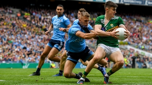 Dublin and Kerry will meet again on 14 September