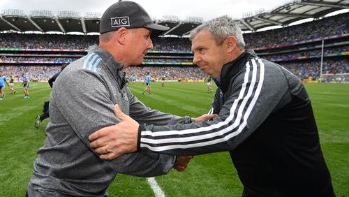 Keane and Jim Gavin will do battle again