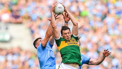 Kerry midfield pair performed impressively in a core area of strength for Dublin