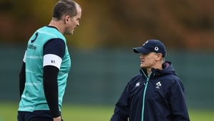 Joe Schmidt had a hard conversation with Devin Toner