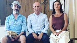 How It Is (Part 2): Actor Stephen Dillane with Gare St Lazare founders Conor Hegarty and Judy Hegarty Lovett