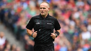 Conor Lane will oversee his third All-Ireland final decider in four years