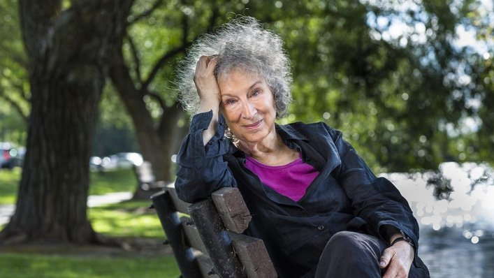 Margaret Atwood on The Marian Finucane Show