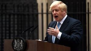 Boris Johnson said there were no circumstances under which he would ask Brussels for an extension