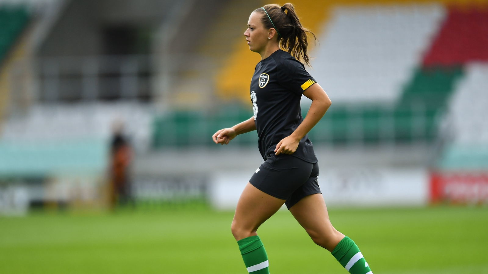 McCabe aiming for first place ahead of Montenegro clash