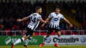 Dane Massey fired Dundalk in front