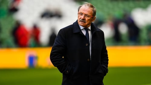 France coach Jacques Brunel has named his World Cup squad