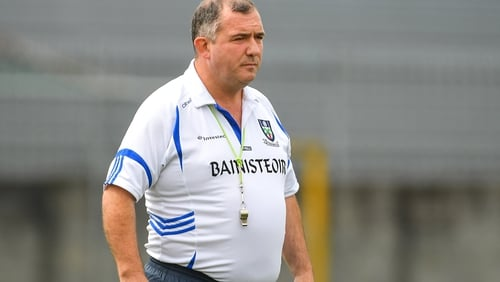 Séamus McEnaney is back in charge of his native county