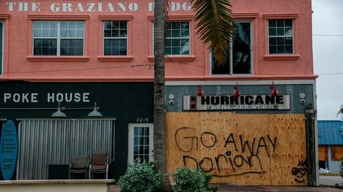 Hurricane Dorian is expected to hit the US coast