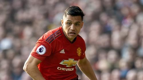 Sanchez has gone to Inter Milan on loan