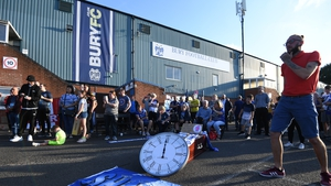 Supporters want Bury to start next season in League Two