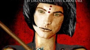 Herstory: Deichtre - Mother of Cuchulainn. Art by Bill Felton for Bard Mythologies.