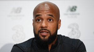 David McGoldrick is confident that the goals will come for Ireland