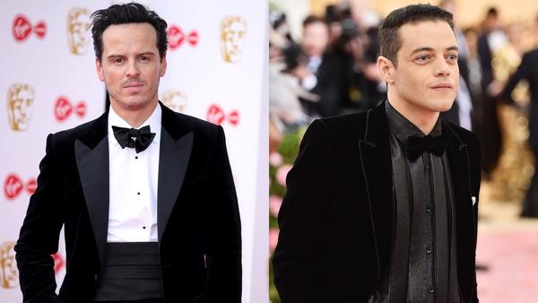 "Andrew Scott says Rami Malek will ""do something that's suprising"" as Bond villain"