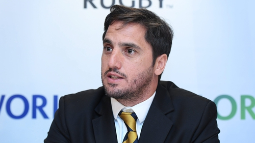 Agustin Pichot wants a more democratic structure to international rugby