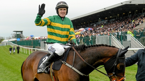 """AP McCoy: """"When Pat told me who was riding, it's a dream to be able to ride against the lads who are here."""""""
