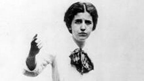 Herstory: Elizabeth Gurley Flynn - 1890-1964: Activist, president of American Communist Party