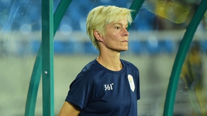 Vera Pauw is the new Ireland manager