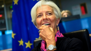 New European Central Bank boss Christine Lagarde will hold her first policy meeting on Thursday,