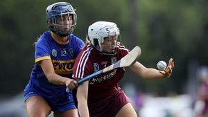 Lisa Casserly is a member of the Galway intermediate and senior squads