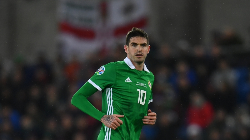 O'Neill puts trust in Lafferty despite lack of games