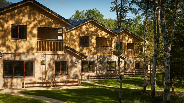 Center Parcs accommodation (Center Parcs/PA)