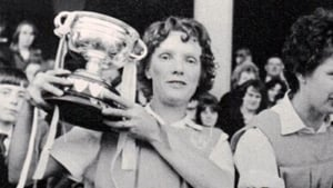 Herstory: Kay Mills - 1923-1996: Camogie Player