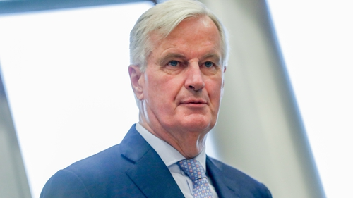 Michel Barnier said he had received no plausible proposal from Britain as to how the backstop could be replaced