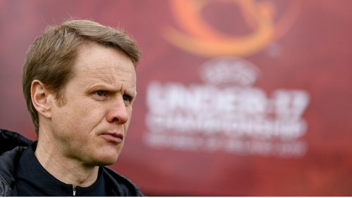 Colin O'Brien's team will travel to Spain to take on Russia twice as part of their European Championships preparations