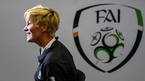 New Ireland boss Vera Pauw