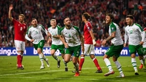 Shane Duffy could still be involved in Saturday's clash with Geogia