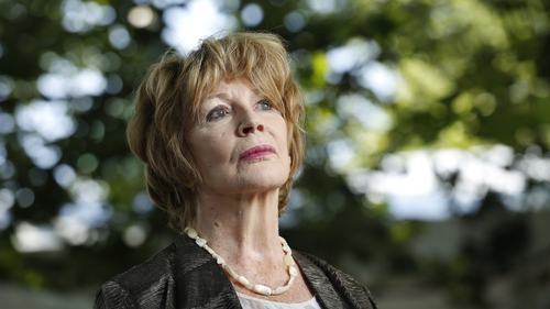 Edna O'Brien: exploring trauma and serial loss to extraordinary effect in Girl (Pic: Murdo MacLeod)