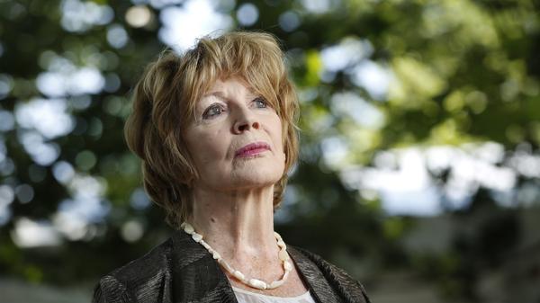 Edna O Brien (Pic: Murdo MacLeod)