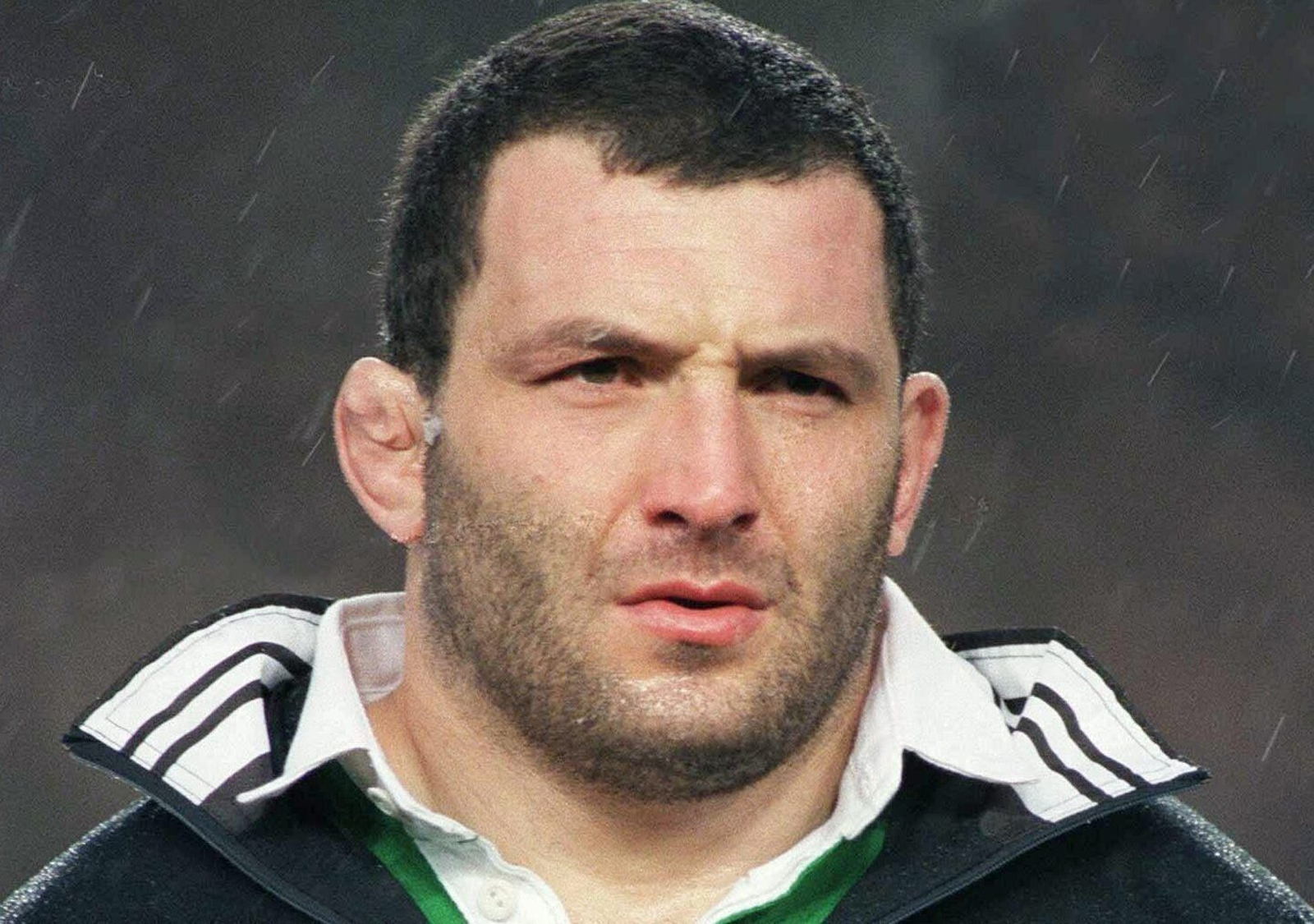 Image - Nick Popplewell scored Ireland's opening try