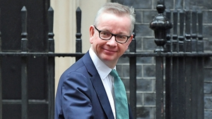 Michael Gove said leaving by Halloween is 'our determined policy'