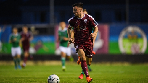 Galway United's young side will look to topple Shamrock Rovers
