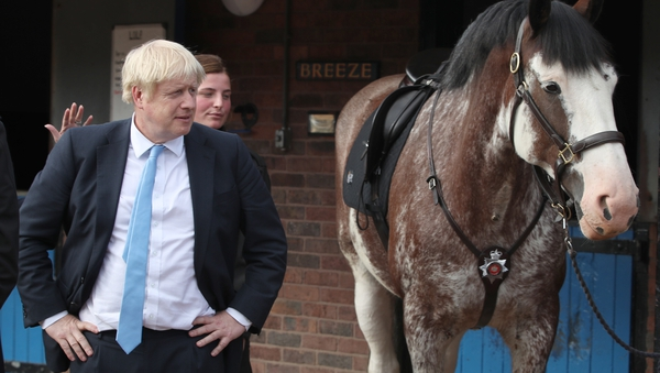 Boris Johnson will try to trigger a snap election next Monday