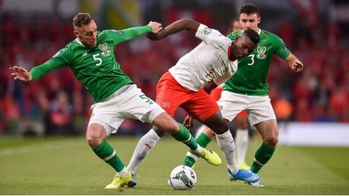 Ireland's defence are under too much pressure according to Mick Cooke