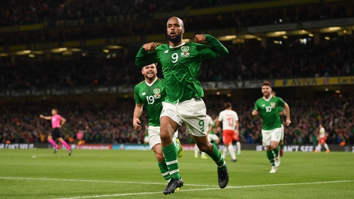 David McGoldrick is out of the Switzerland game