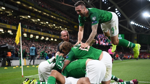 Will Ireland be jumping for joy by the time Group D is decided?