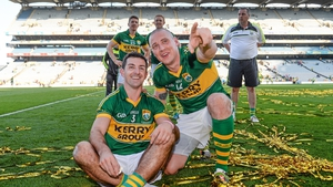 Donaghy (r) is coming on board as a joint-manager, while O'Mahony will be a selector