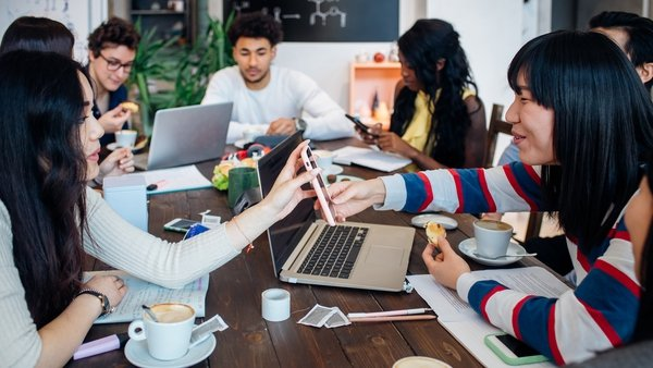 """""""The attention economy is an ultra-competitive, always-on, digital marketplace where corporations seek to capture our attention"""" Photo: Getty Images"""
